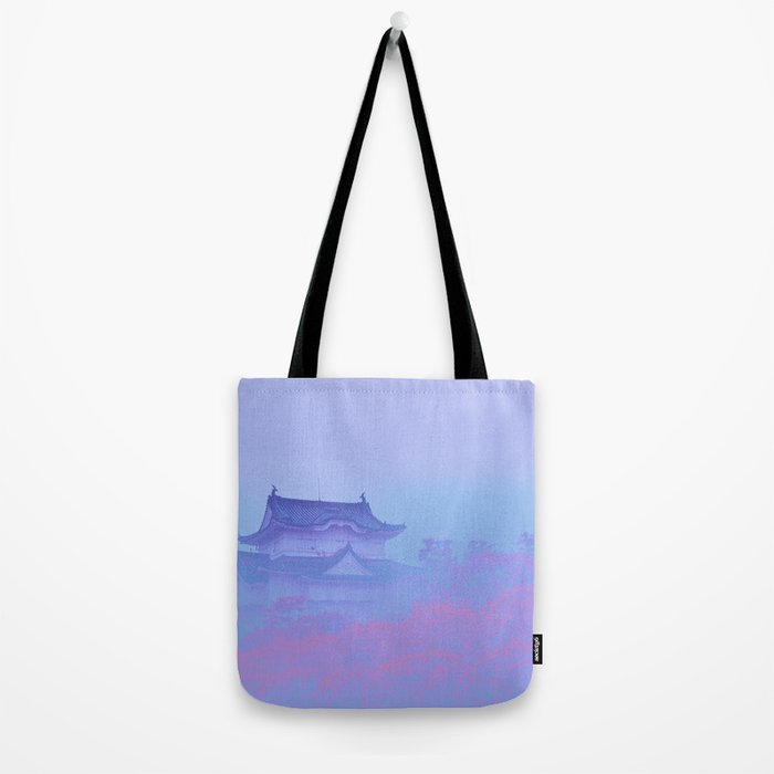 In the Mist Tote Bag