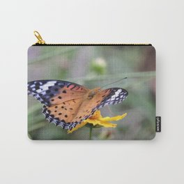 Indian Fritillary in Hangzhou Carry-All Pouch