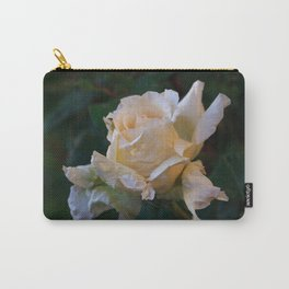 Sunlight On The Yellow Rose Carry-All Pouch