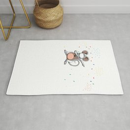 Year Of The Rat Happy Chinese Lunar New Year 2020 Rug