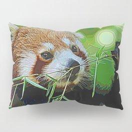 AnimalPaint_RedPanda_20171201 Pillow Sham