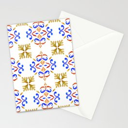 Fall in Lisbon Stationery Cards