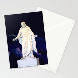 LDS Christus Stationery Cards