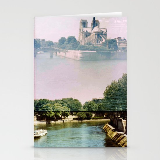 Notre Dame, Paris Stationery Cards