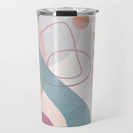Azzurro Geometry 4 Travel Mug