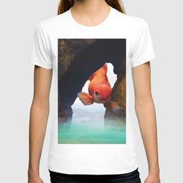 Flying fish T-shirt