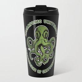 Cthulhu Tee- Cryptozoology Dept. T-Shirt Travel Mug