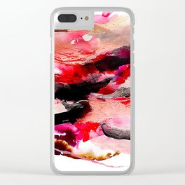 Day 63: Don't let aesthetics distract from true and invisible beauty. Clear iPhone Case