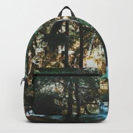 Exploring Sahalie Falls Backpack