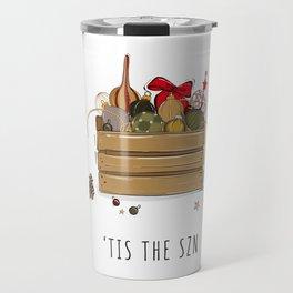 Tis the SZN Travel Mug
