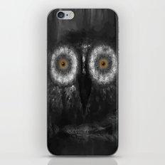 The Owl 5 iPhone & iPod Skin