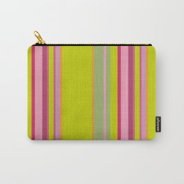 The Graphic Art Series #7: Striped summer meadow Carry-All Pouch