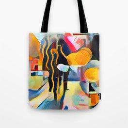 City Life II Tote Bag