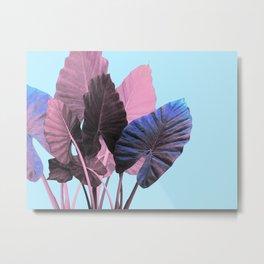 Candy Greenery Metal Print