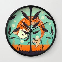 acquario Wall Clock