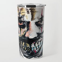 Twisty the Clown Travel Mug