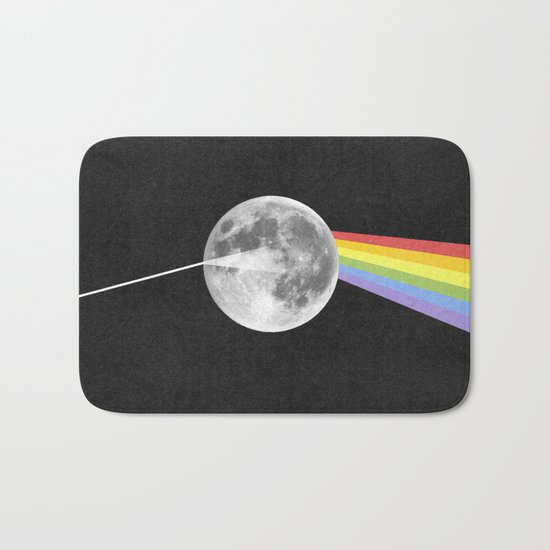Dark Side of the Moon. Bath Mat