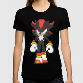 Shadow the hedgehog Sprite T-shirt