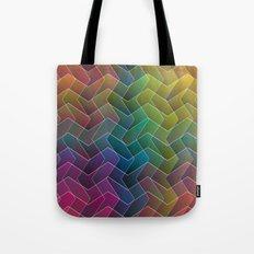 Zigzag & Zigzag 2 Tote Bag