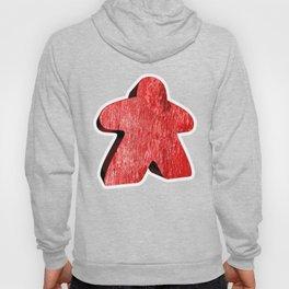 Giant Red Meeple Hoody