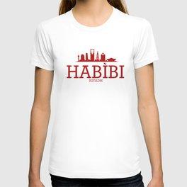Habibi Riyadh T-shirt