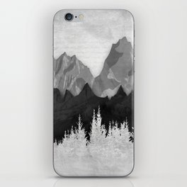 Layered Landscapes iPhone Skin