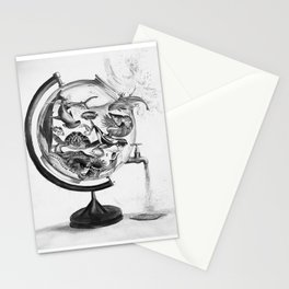 The Spill Stationery Cards
