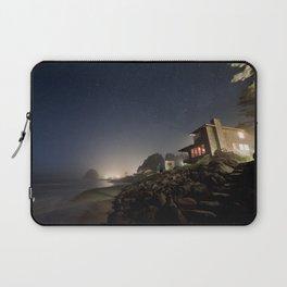 Starry Beach Laptop Sleeve