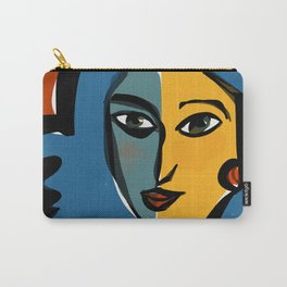 Staring at Matisse Carry-All Pouch