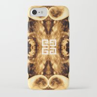 givenchy iPhone & iPod Cases featuring Givenchy antigona pouch with flames print by Le' + WK$amahoodT Boutique by Paynasa®
