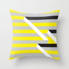 Spun Throw Pillow