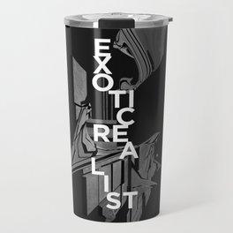 exotic realist Travel Mug