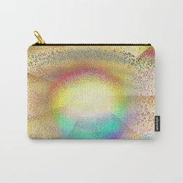 play of light and glass Carry-All Pouch