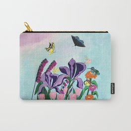 Garden of Heavenly Delight Carry-All Pouch