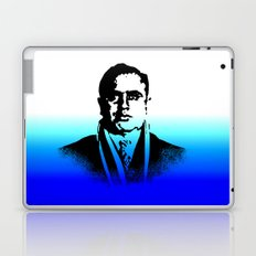 Al Capone, BLUE BEAT  Laptop & iPad Skin