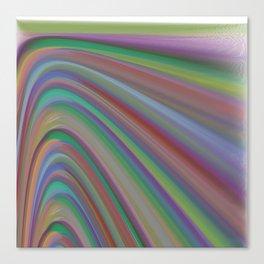 Artificial Noise Canvas Print