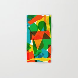 Super Colors Hand & Bath Towel