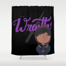 The Wraith Shower Curtain