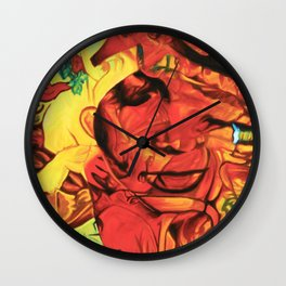 Mystique3 Wall Clock
