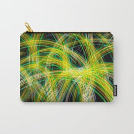 Lightpainted Colors Carry-All Pouch