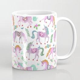 trotting unicorns Coffee Mug