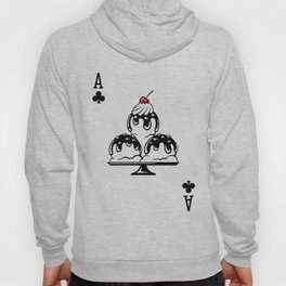 Delicious Deck: The Ace of Clubs Hoody