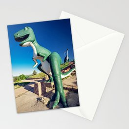 Dinosaur Park Stationery Cards