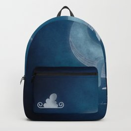 i whale always love you Backpack