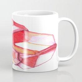 January Birthstone - Garnet Coffee Mug