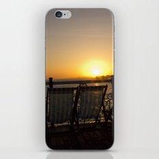 Sunset from Brighton Pier iPhone & iPod Skin