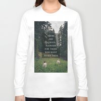 matisse Long Sleeve T-shirts featuring Matisse by Dakota Kappen