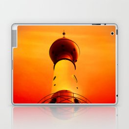 Lighthouse romance Laptop & iPad Skin