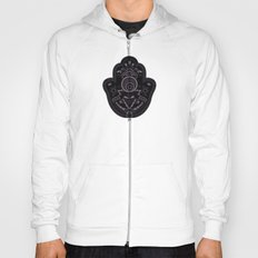 The Secret Hamsa Hoody