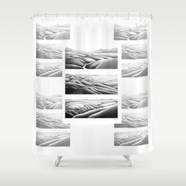 Southern Lands Shower Curtain